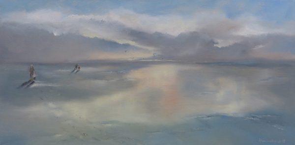 Wolkenspiegel Kiter
