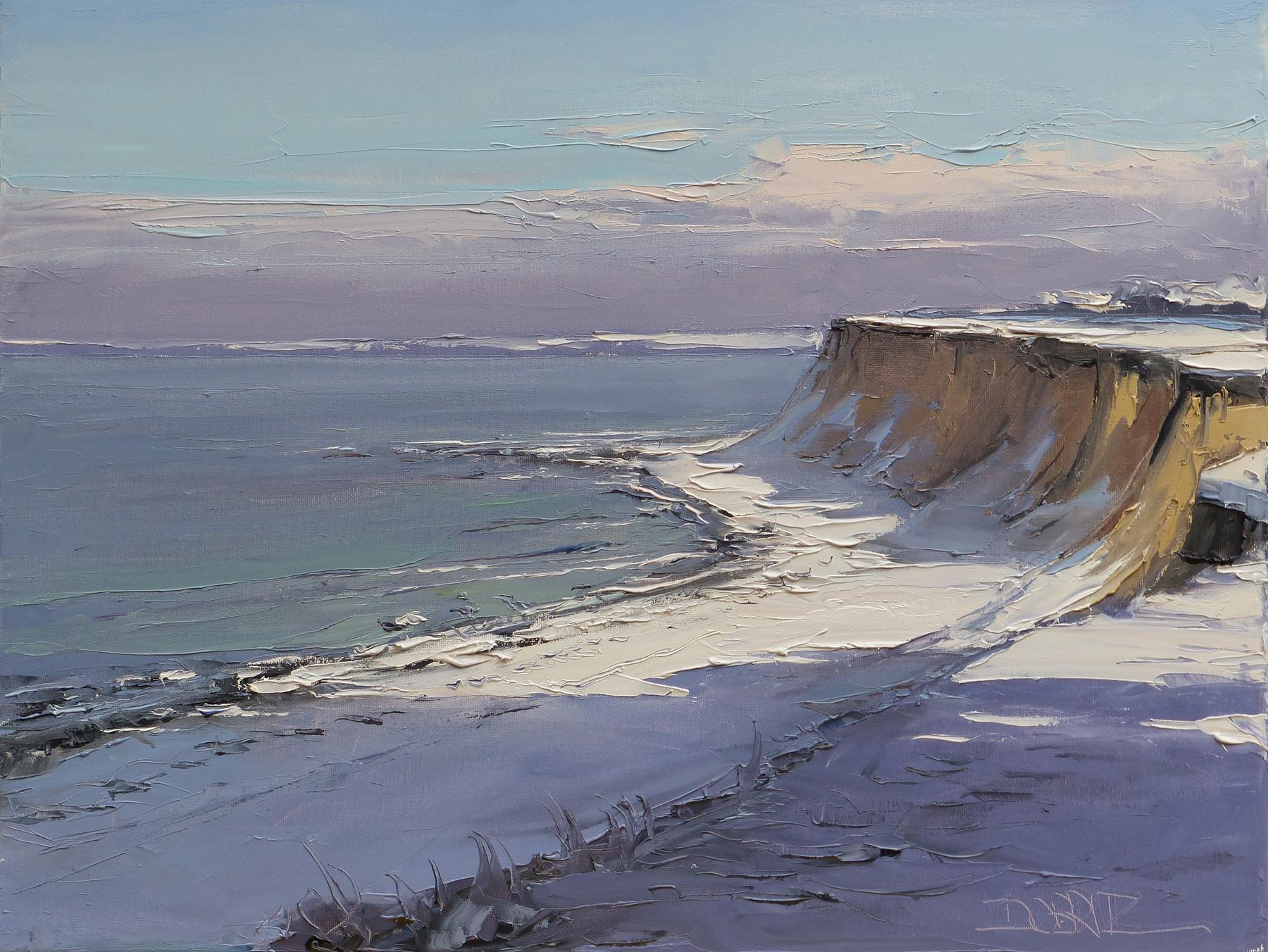 Winterstimmung an der Ostsee