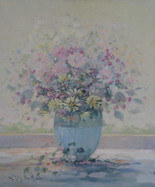 Blumen in der Vase