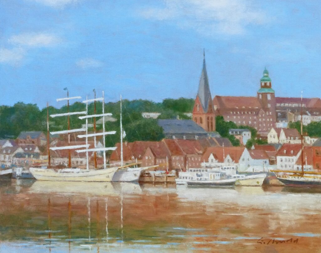 Flensburger Hafen,