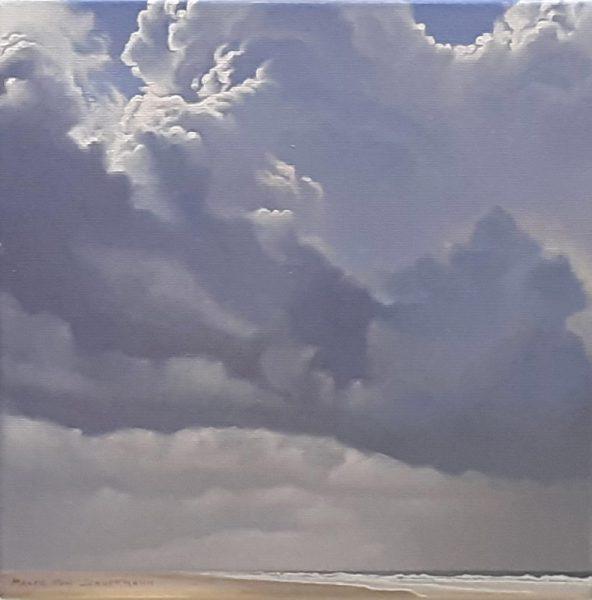 Kumulus Wolken