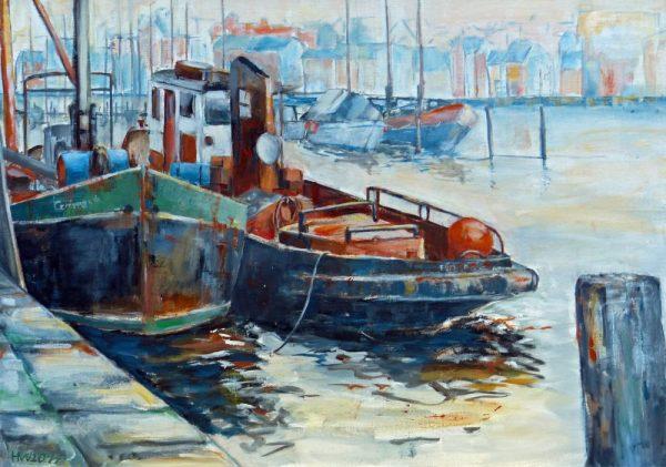 Ostufer Flensburger Hafen