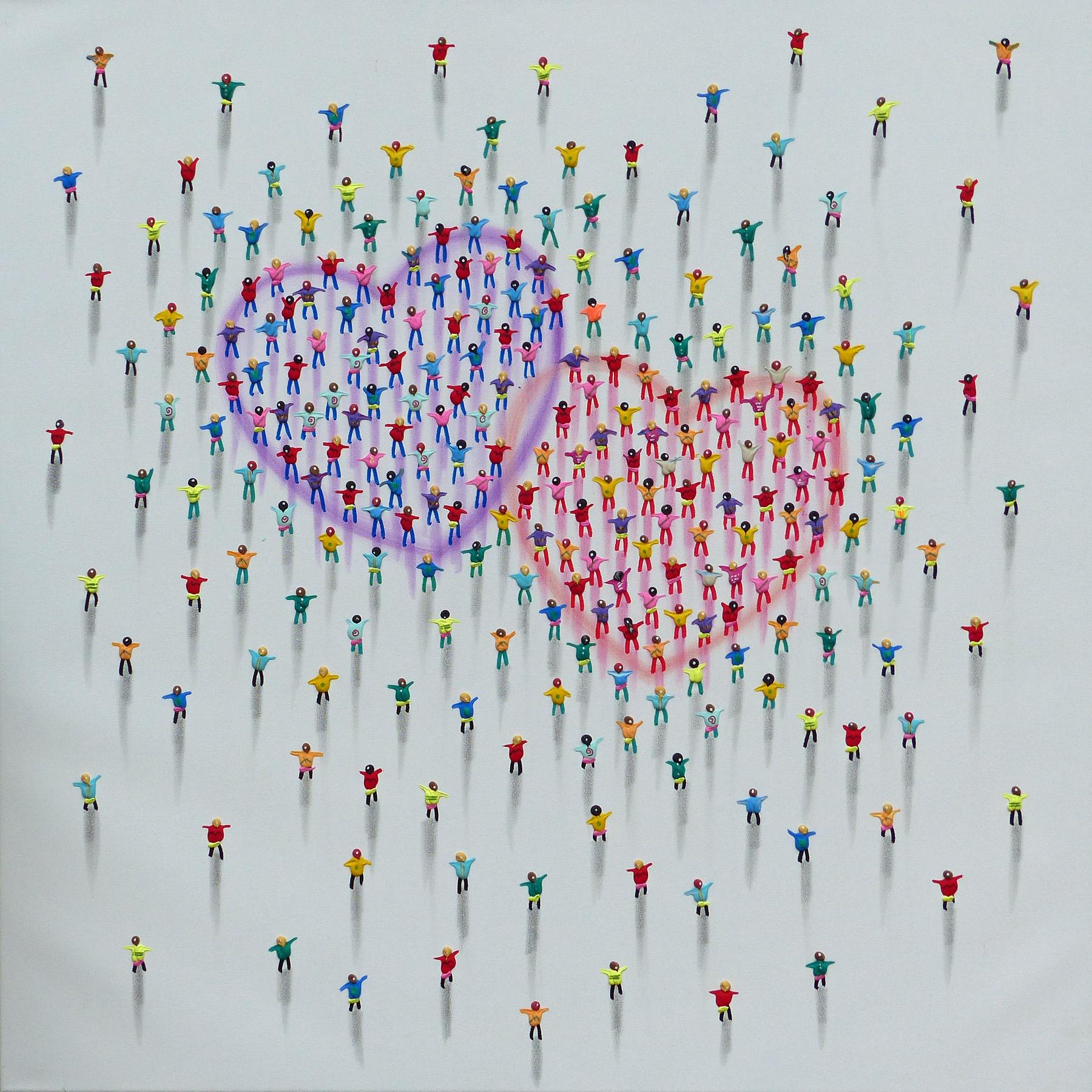 People Heart in Heart